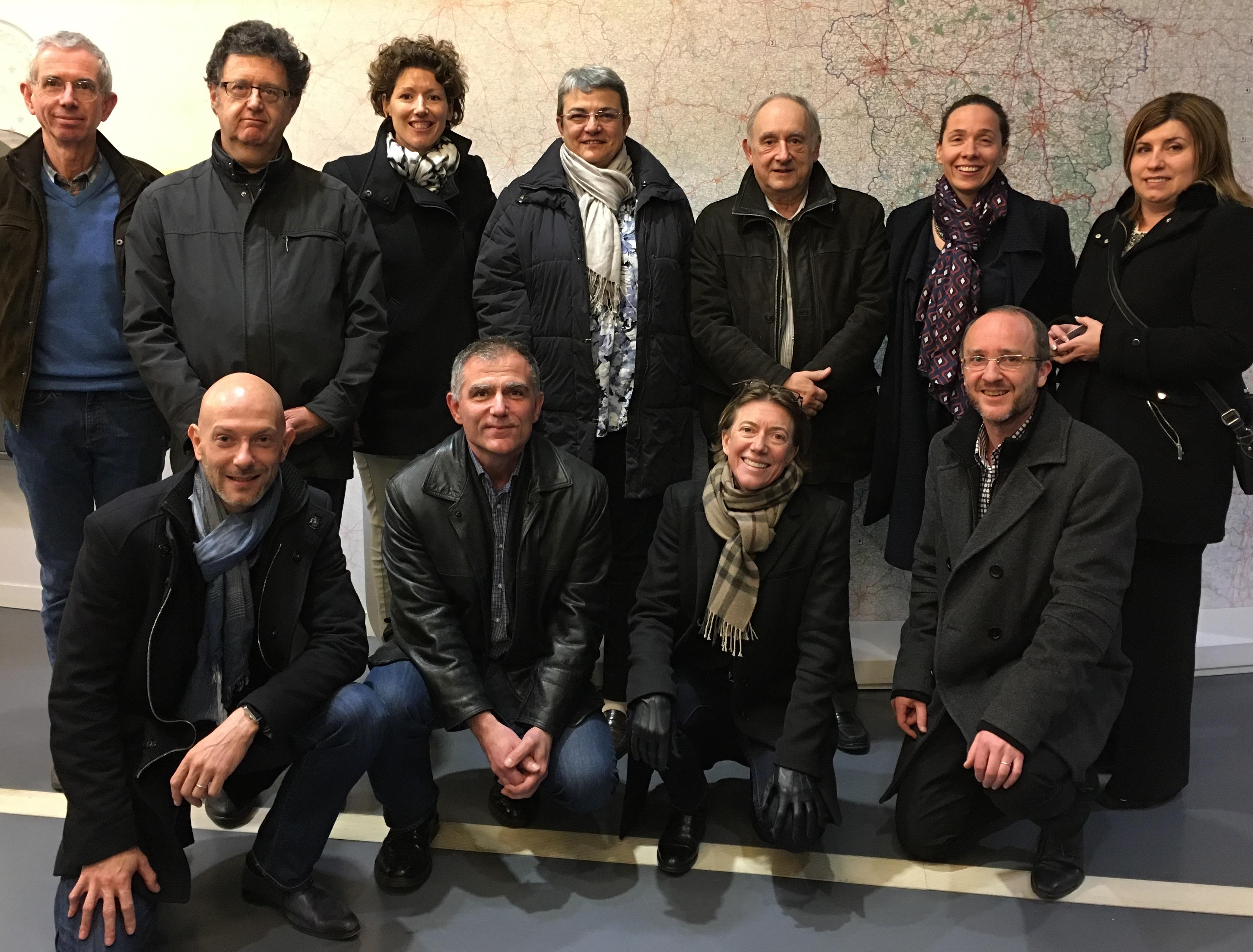 Conseil D'Administration et Directeurs de l'Association CeCler